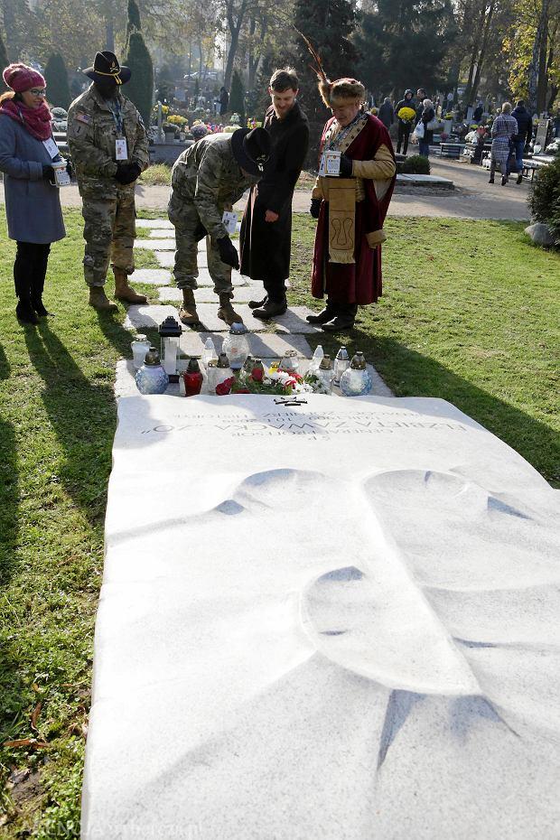 Zdjęcie numer 34 w galerii - Rekordowa kwesta. Na cmentarzu św. Jerzego w Toruniu udało się zebrać 23,5 tys. zł