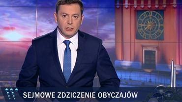 'Wiadomości' o opozycji