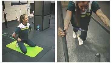 Karolina Gilon - trening