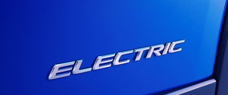 Pierwszy elektryczny Lexus zadebiutuje już za tydzień. Co o nim wiemy?