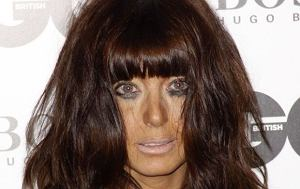 Claudia Winkleman.  GQ MEN OF THE YEAR 2013 IN ASSOCIATION WITH HUGO BOSS. Royal Opera House, London, England. 3rd September, 2013. CAP/AH ??Adam Houghton/Capital Pictures