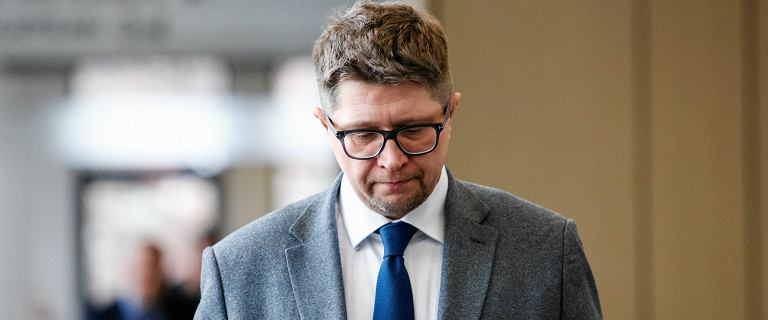 """Skazał Kamińskiego, teraz odchodzi z urzędu sędziego. """"Czekam na prokuratora"""""""