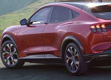 Elektryczny Ford Mustang Mach-E jest... SUV-em. Zagrozi Tesli Model X?