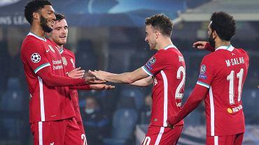 Liverpool zdemolował rywala w Lidze Mistrzów. To nie był mecz, to była zabawa