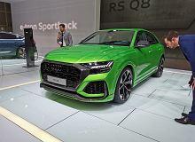 Audi RS Q8 oficjalnie. SUV coupe z potężnym silnikiem o mocy 600 KM