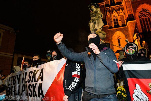 Zdjęcie numer 53 w galerii - Burzliwy rok 2020. Wrocław i Dolny Śląsk w obiektywie naszych fotoreporterów [ZDJĘCIA]