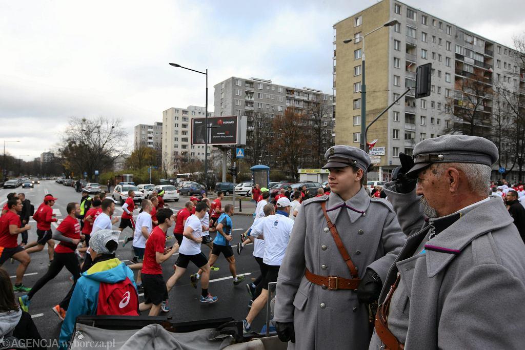 Bieg Niepodległości w Warszawie