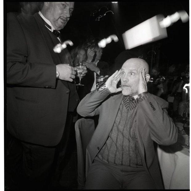 John Malkovich, fot. Volker Hinz