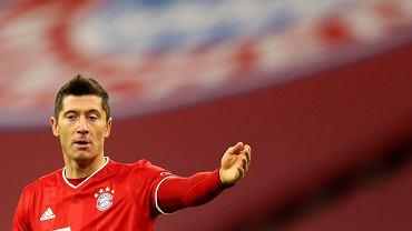 Robert Lewandowski nie zagra w Lidze Mistrzów z Atletico Madryt