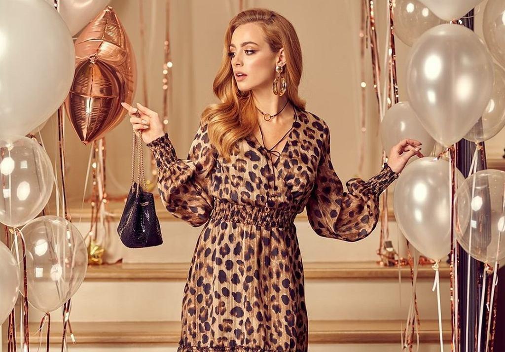Wiktoria Gąsiewska we współpracy z marką Sugarfree stworzyła kolekcję sukienek