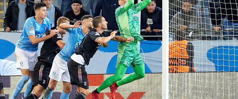 Media: Szczęsny wypada ze składu Juventusu. Włosi tłumaczą decyzję