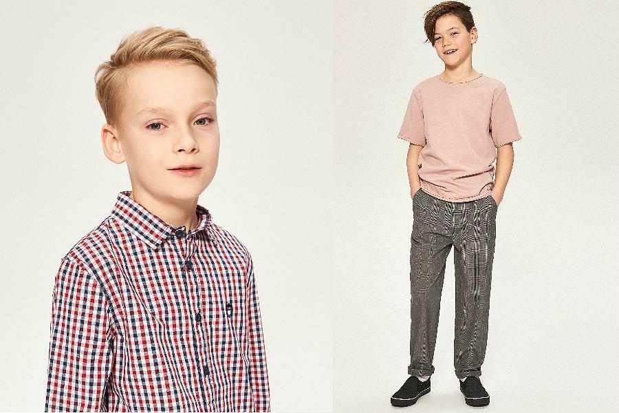 7742cc0e90dcd1 Modne ubrania dla chłopców w wieku 10 lat. Da się markowo i tanio