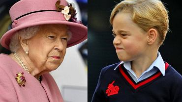 Królowa zakazała niektórych dań w pałacowym menu. Jest wśród nich ulubiona potrawa George'a!
