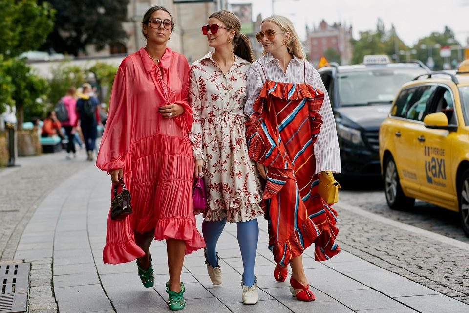 Copenhagen Fashion Week wiosna-lato 2019