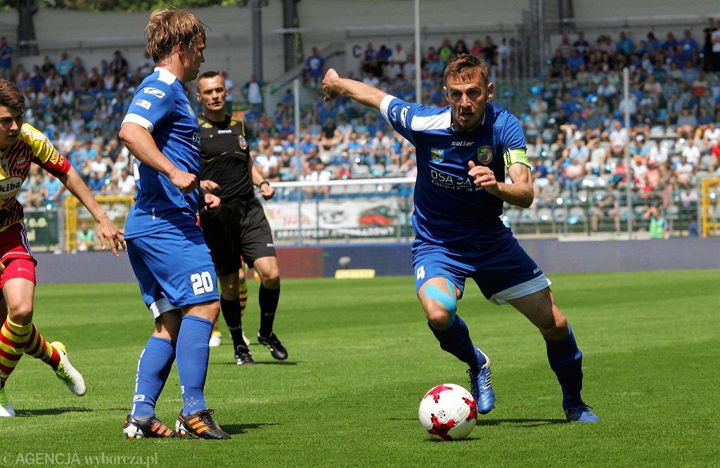 Piłkarze Miedzi awansowali do ekstraklasy