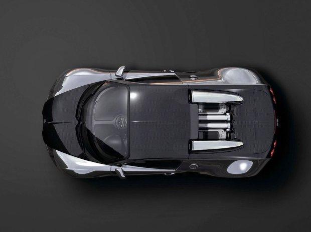 Bugatti Veyron Pur Sang (2007)