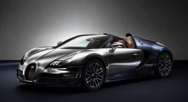 Bugatti VeyronGrand Sport Vitesse Ettore Bugatti 2014