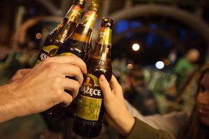 Piwo i przekąski