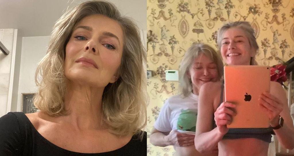 Paulina Porizkov pokazała zdjęcie z mamą