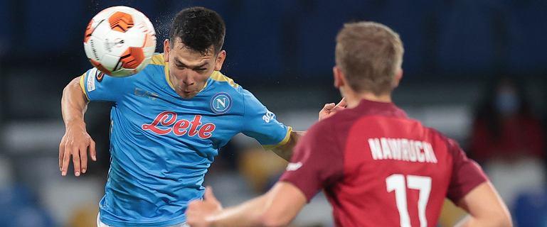 Świetny Miszta to za mało. Napoli dopadło Legię w końcówce meczu!