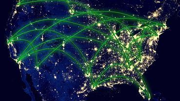 Zaskoczenia nie ma - w 2014 roku Polacy najczęściej rezerwowali loty do Wielkiej Brytanii i Irlandii