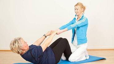 Ten szczególny rodzaj rehabilitacji zlecany jest osobom po udarze mózgu lub zawale serca