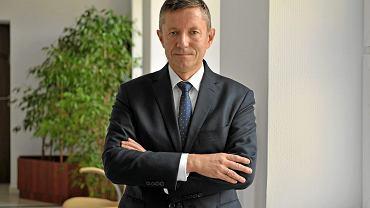 Wiceminister rozwoju Robert Tomanek