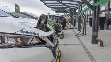 Samochody elektryczne - zdjęcie ilustracyjne