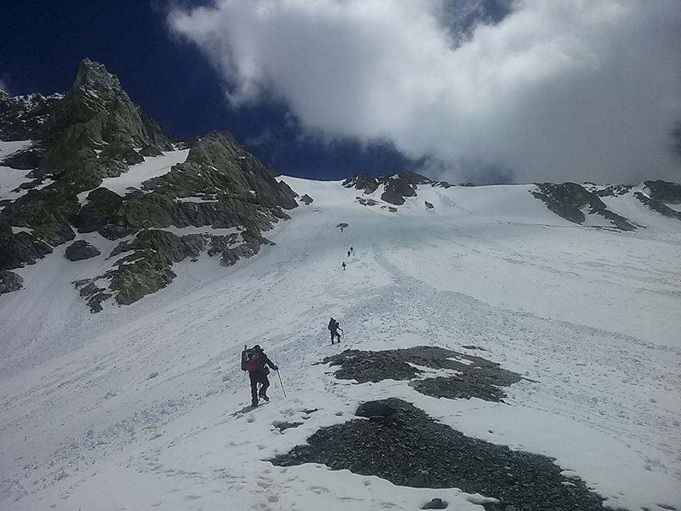 Broad Peak Memorial Expedition 2014