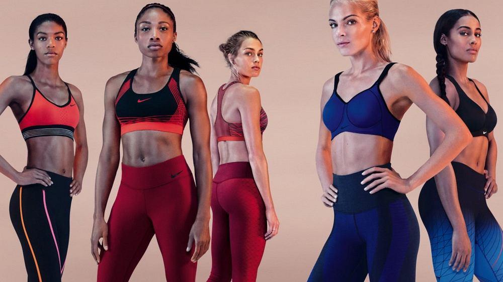 Nike Pro Bra - kampania