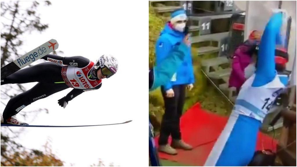 Kinga Rajda z punktem podczas konkursu PŚ w Ljubnie. Sensacyjne i kontrowersyjne zwycięstwo Eirin Marii Kvandal