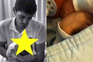 Iker Casillas i syn Martin