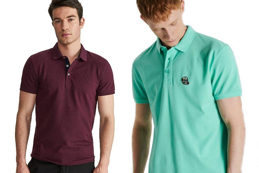 Tanie koszulki polo