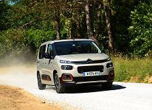 Opinie Moto.pl: Citroen Berlingo M - alternatywa dla SUV-ów?