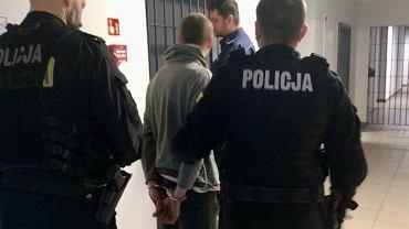Jeden z zatrzymanych napastników