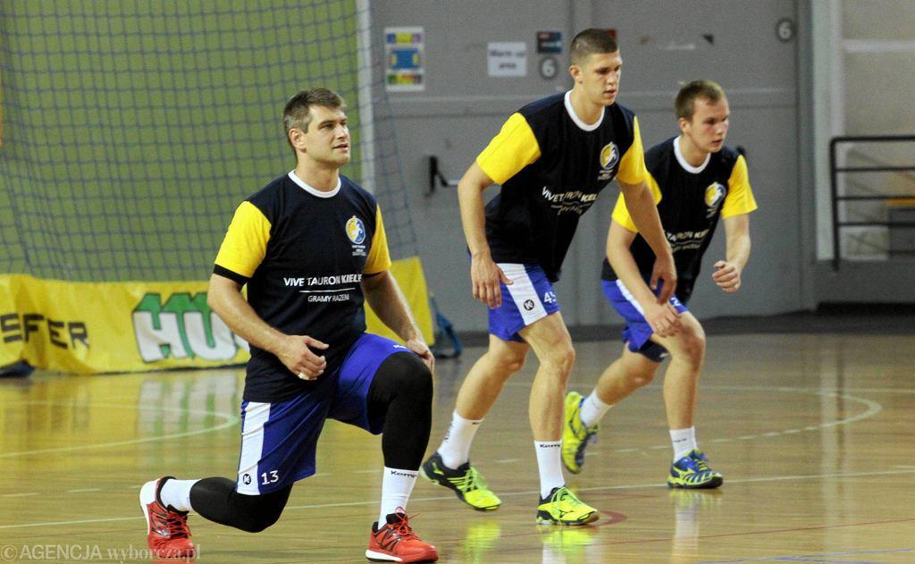 Pierwszy trening Vive Tauron Kielce w sezonie 2016/2017