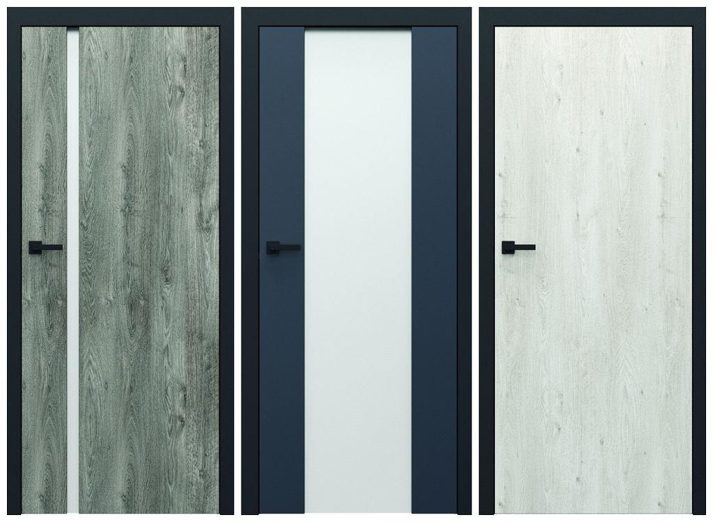Drzwi z kolekcji Porta Loft