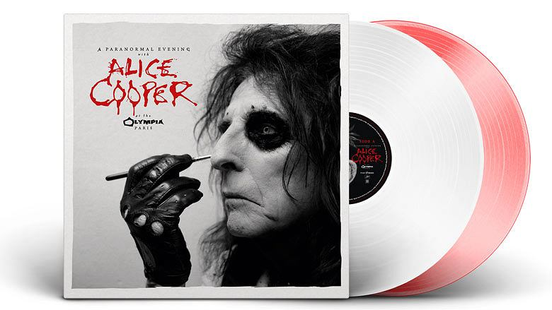 Alice Cooper 'A Paranormal Evening at the Olympia Paris'