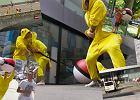 Zemsta pokemonów. Biegają po ulicach i atakują ludzi [WIDEO]