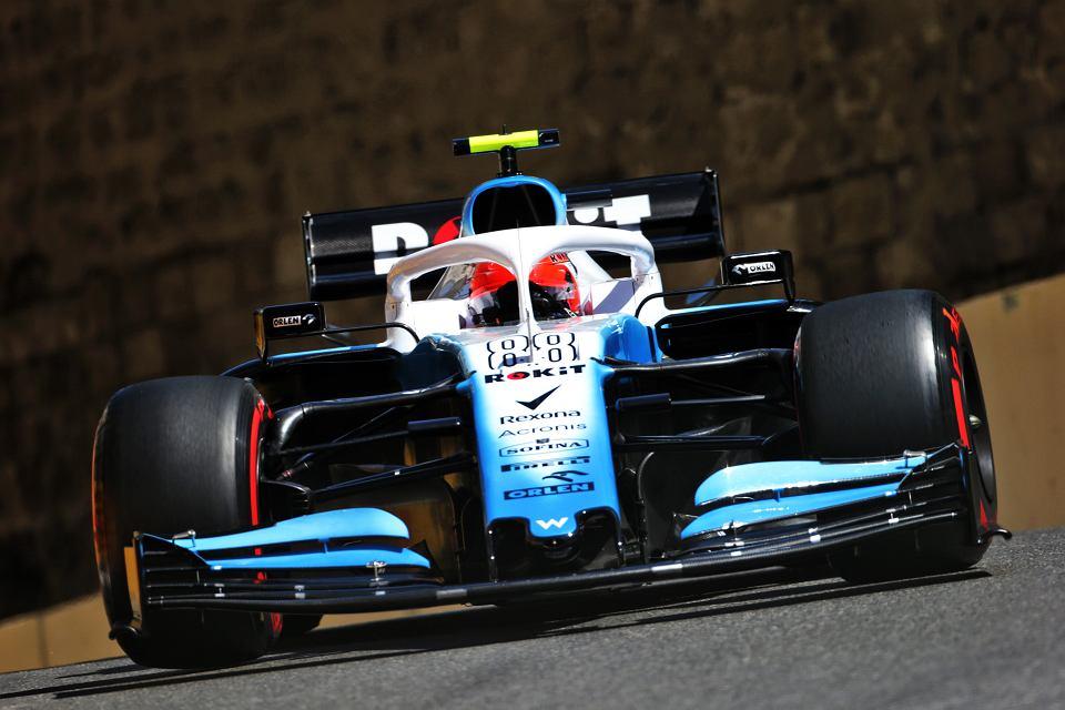 iMotor Racing - Formula One World Championship - Azerbaijan Grand Prix - Qualifying Day - Baku, Azerbaijan
