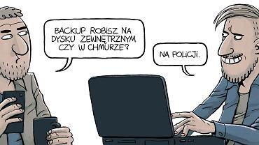 Inwigilacja w sieci. Internet nie jest nasz