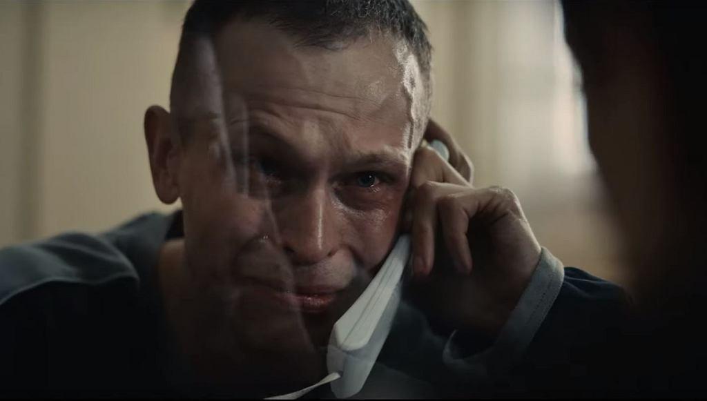 Kadr z filmu o Tomaszu Komendzie '25 lat niewinności'