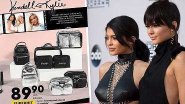 Kendall+Kylie. Promocja premierowych torebek od Kardashianek w sieci Biedronka