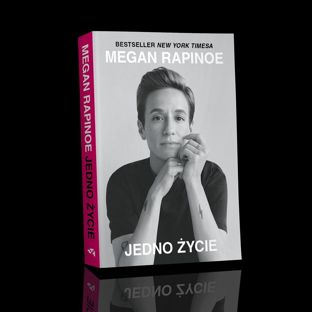 Książka 'Jedno życie', Megan Rapinoe