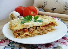 Włoski przekładaniec - czyli lasagne w polskim stylu - ugotuj