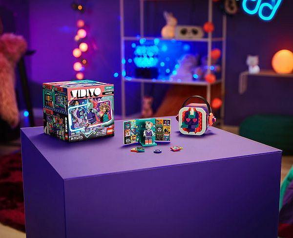 Vidiyo - nowa zabawka od Lego