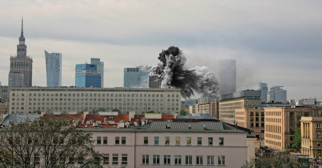 Powstanie Warszawskie zdjęcia