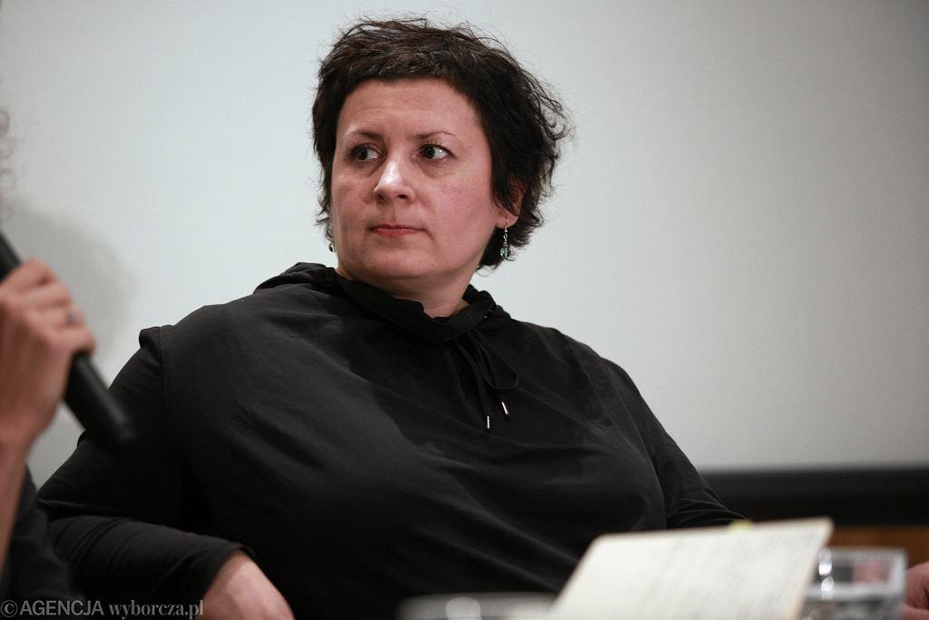Agata Diduszko-Zyglewska. Zdjęcie ilustracyjne