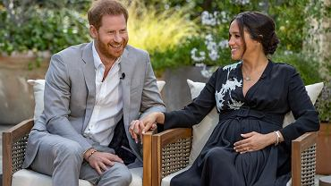Meghan Markle i książę Harry w wywiadzie z Oprah Winfrey. 'Księżna Diana nie byłaby zadowolona'