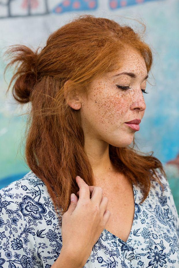 Projekt 'Redhead beauty'